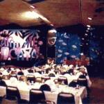 Underwater Scene Backdrop for Casino Event