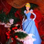 Cinderella on the Christmas Tree